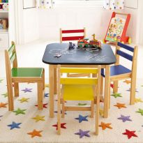 Kids Table & Chair Set