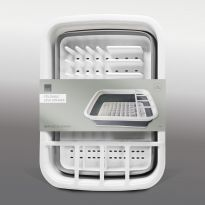 Collapsible Folding Dish Drainer