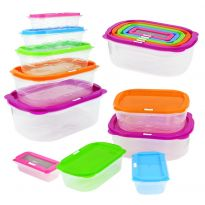 Set of 5 Food Storage Containers