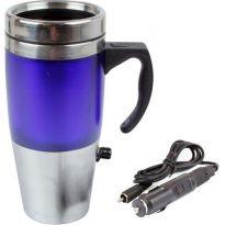 Heated Travel Mug - Blue