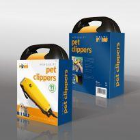 11Pcs Pet Clipper