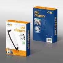 10Pcs Pet Clipper