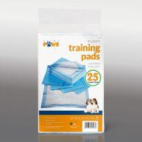25Pcs Puppy Training Pads 60x60cm
