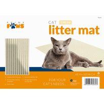Jumbo Litter Mat - Cream