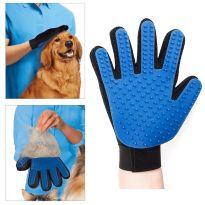 True Touch 5 Finger Deshedding Gloves