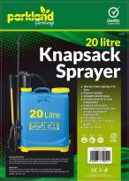 20L - Manual Pump Backpack