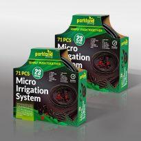 71 Pcs Micro Irrigation System (23m)