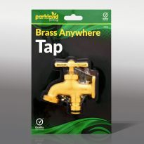 Brass Anywhere Tap