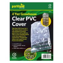 PVC Cover For 4 Tier Greenhouse