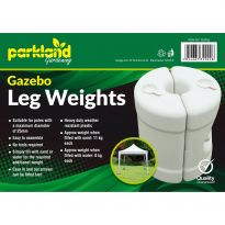 Set Of 4 Gazebo Leg Weights