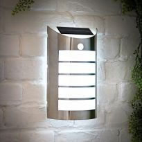 Solar 2 In 1 Soho Wall Light