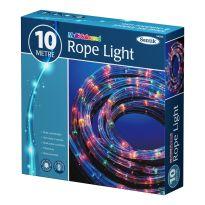 10M Rope Light - Multi Coloured