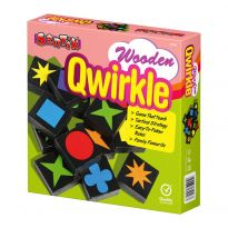 108Pcs Wooden Qwirkle
