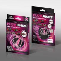 Flow Rings - Pink