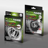 Flow Rings - Silver