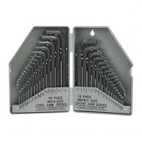 30 Pcs Magnetic Hex Key Set
