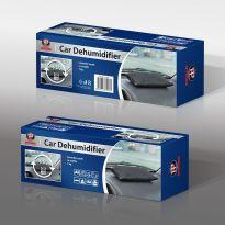 Lavender Car Dehumidifier Bag
