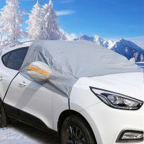 Car Windscreen Mirror Shield Cover