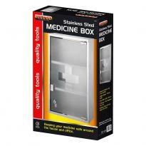 S/S Medicine Box - Large
