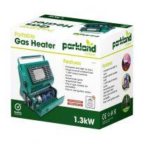 Portable Gas Heater (Parkland)