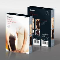 Body Slimming Suit - Beige