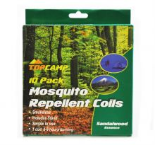 10 Pack Mosquito Coils