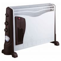 2000W Convector Heater With Turbo & Timer